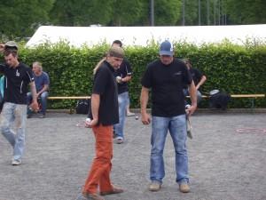 Wolfgang&Michael 3. Ligaspieltag 2010