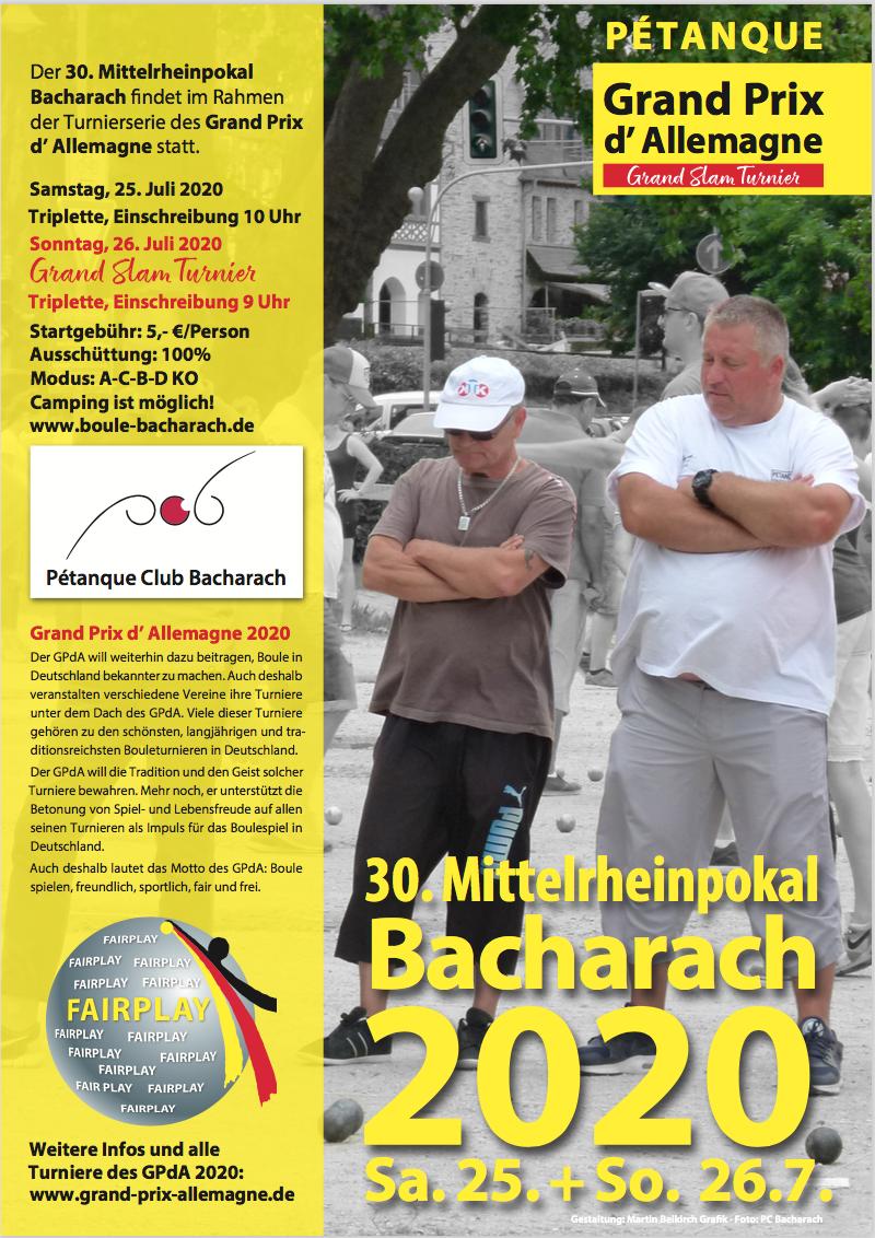 Mittelrheinpokal 2020